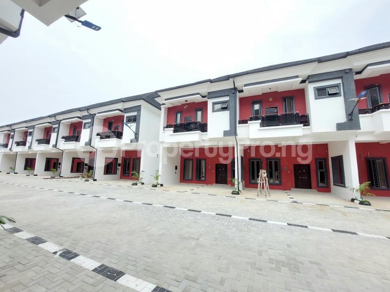 4 bedroom Terraced Duplex for sale Orchid Hotel Road chevron Lekki Lagos - 0