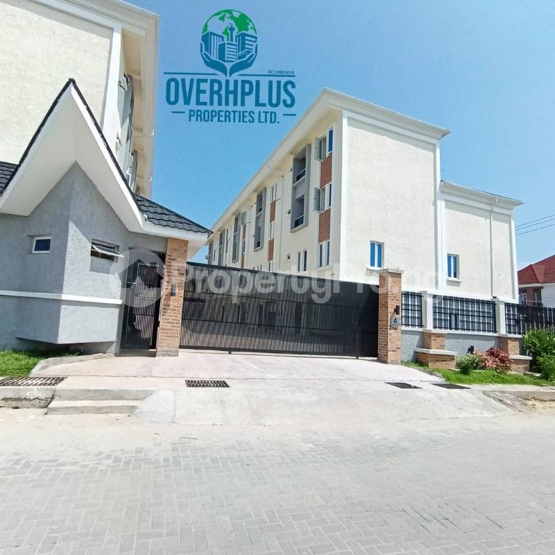 4 bedroom Terraced Duplex for sale Idado Estate, Lekki Lagos Idado Lekki Lagos - 7