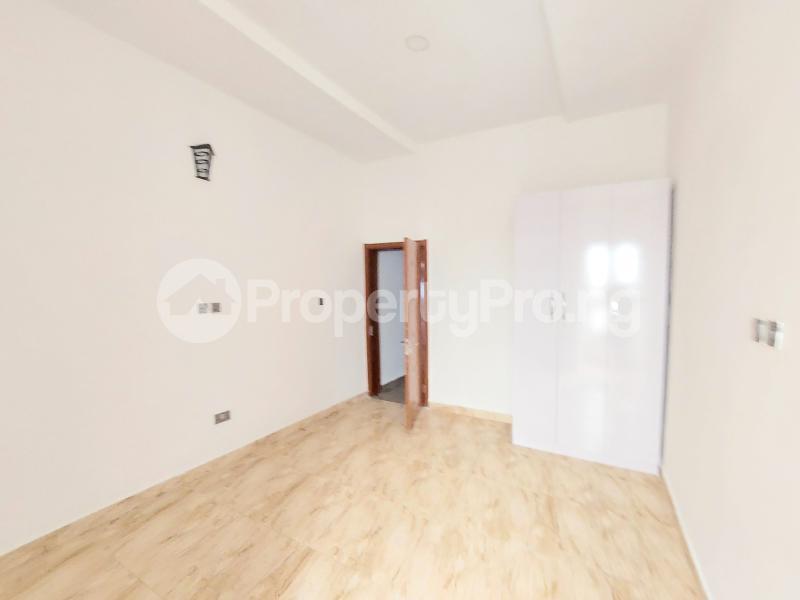 4 bedroom Terraced Duplex for sale Orchid Hotel Road chevron Lekki Lagos - 5