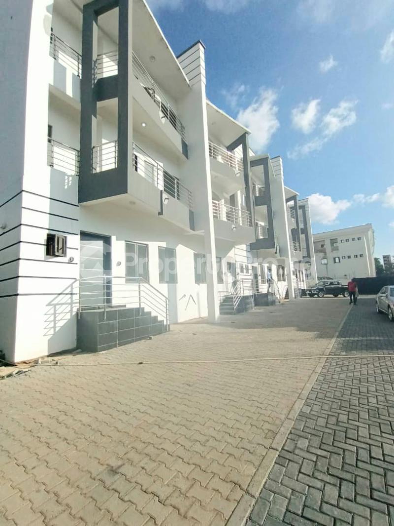 4 bedroom Terraced Duplex for sale Wuse Wuse 1 Abuja - 0