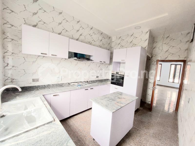 4 bedroom Terraced Duplex for sale Orchid Hotel Road chevron Lekki Lagos - 2