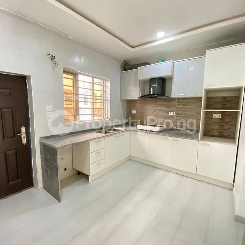 4 bedroom Terraced Duplex for sale By 2nd Toll Gate chevron Lekki Lagos - 4