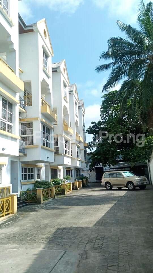 4 bedroom House for rent Louis Solomon Silver Bird Tiamiyu Savage Victoria Island Lagos - 6