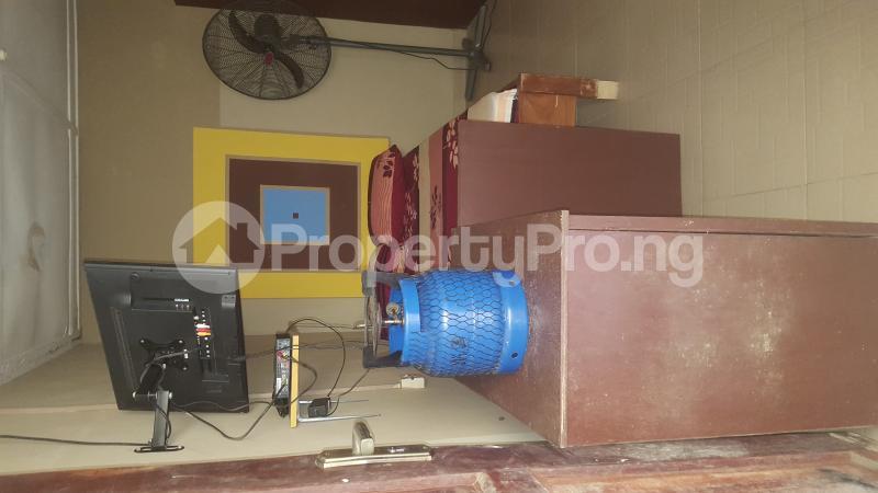 1 bedroom mini flat  Self Contain Flat / Apartment for rent Moore road off University road Yaba  Akoka Yaba Lagos - 1