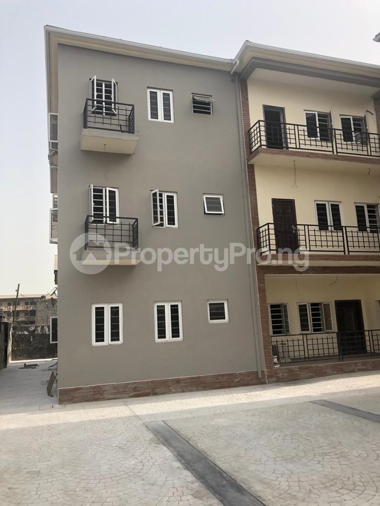 3 bedroom Flat / Apartment for rent Ikeja Ikeja GRA Ikeja Lagos - 0