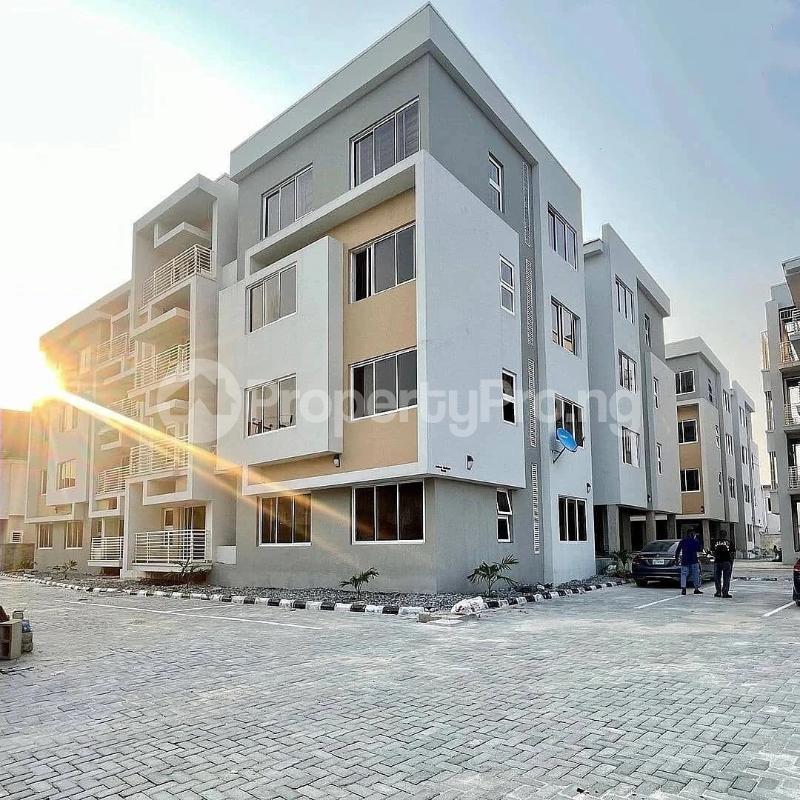 3 bedroom Blocks of Flats for sale 2nd Toll Gate chevron Lekki Lagos - 7