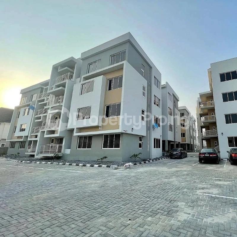 3 bedroom Blocks of Flats for sale 2nd Toll Gate chevron Lekki Lagos - 8