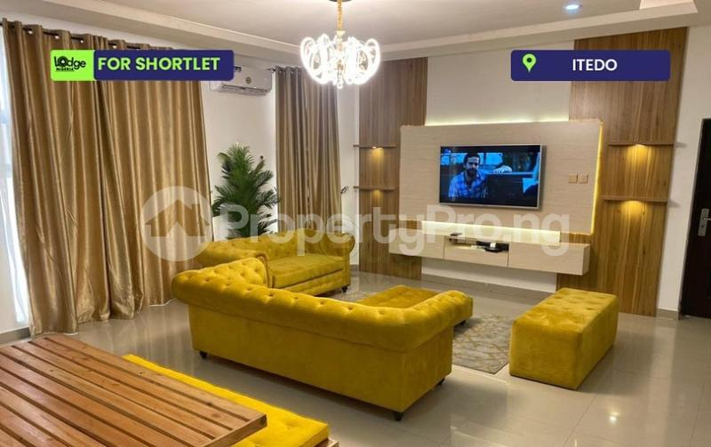 3 bedroom Blocks of Flats House for shortlet Itedo Lekki Phase 1 Lekki Lagos - 0