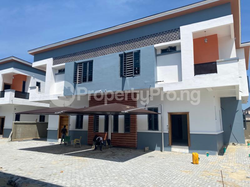 4 bedroom Semi Detached Duplex House for sale Chevron drive  chevron Lekki Lagos - 0