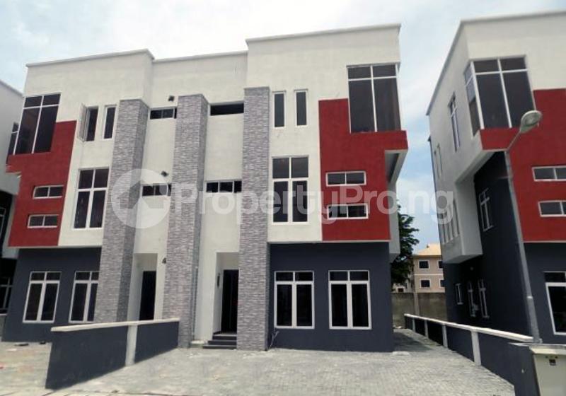 4 bedroom Semi Detached Duplex House for sale In an Estate Near ShopRite Osapa london Lekki Lagos - 5