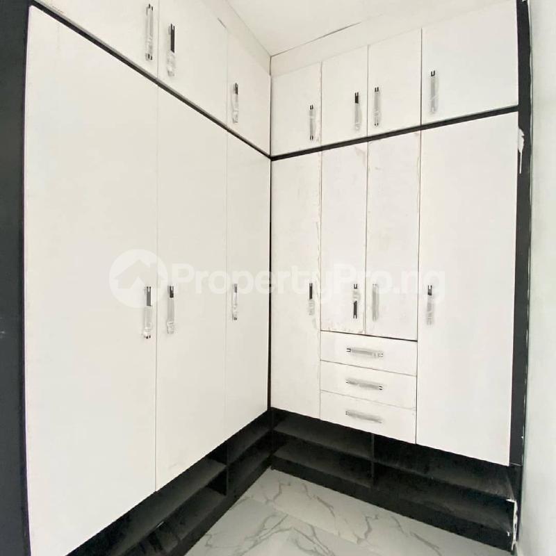 4 bedroom Detached Duplex for sale By Chevron Toll Gate chevron Lekki Lagos - 6