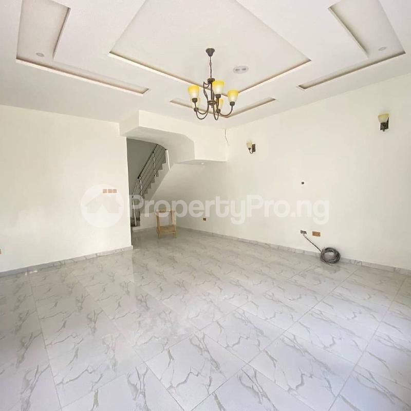4 bedroom Detached Duplex for sale By Chevron Toll Gate chevron Lekki Lagos - 1