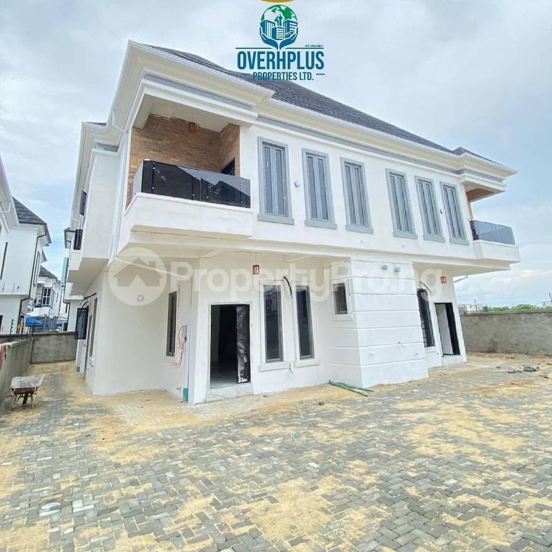 4 bedroom Detached Duplex for sale By Chevron Toll Gate chevron Lekki Lagos - 0