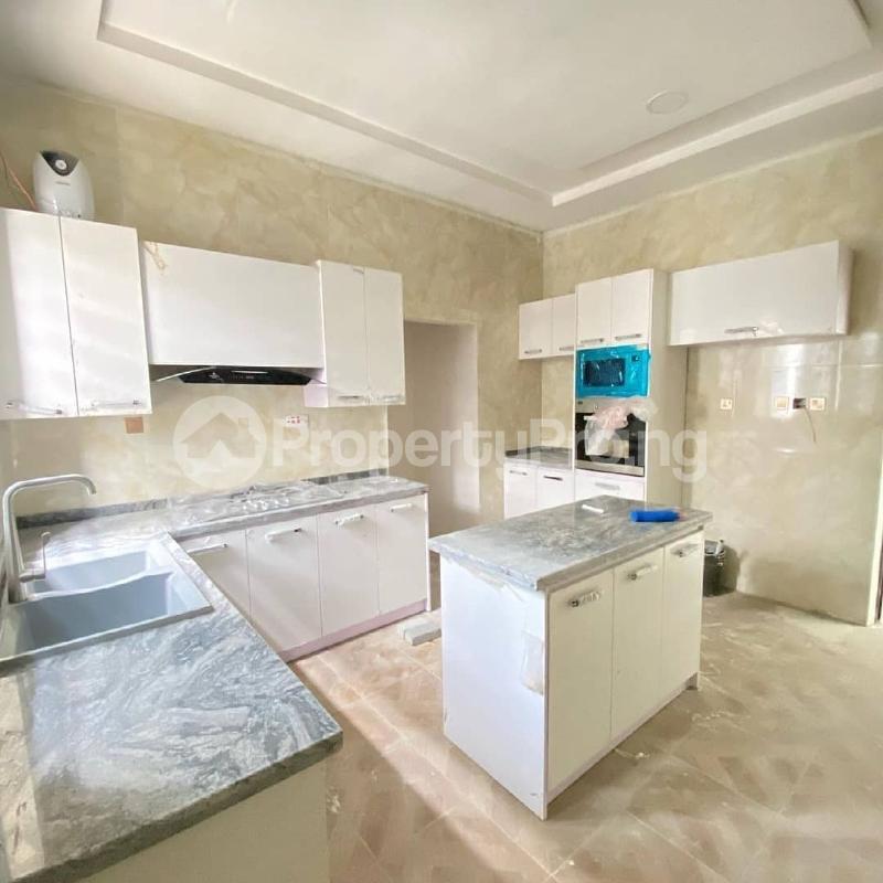 4 bedroom Detached Duplex for sale By Chevron Toll Gate chevron Lekki Lagos - 9