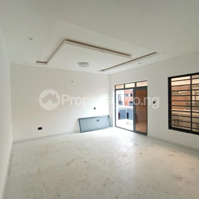 4 bedroom Terraced Duplex for sale Osapa Axis Ologolo Lekki Lagos - 5