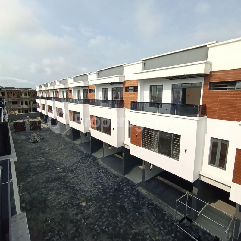 4 bedroom Terraced Duplex for sale Osapa Axis Ologolo Lekki Lagos - 9