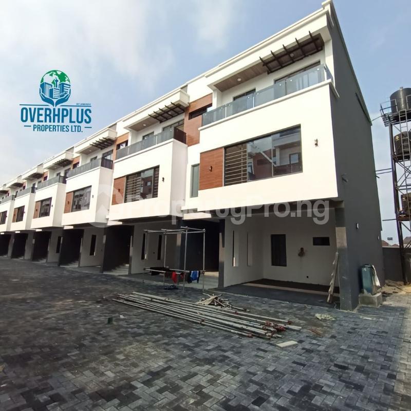 4 bedroom Terraced Duplex for sale Osapa Axis Ologolo Lekki Lagos - 0
