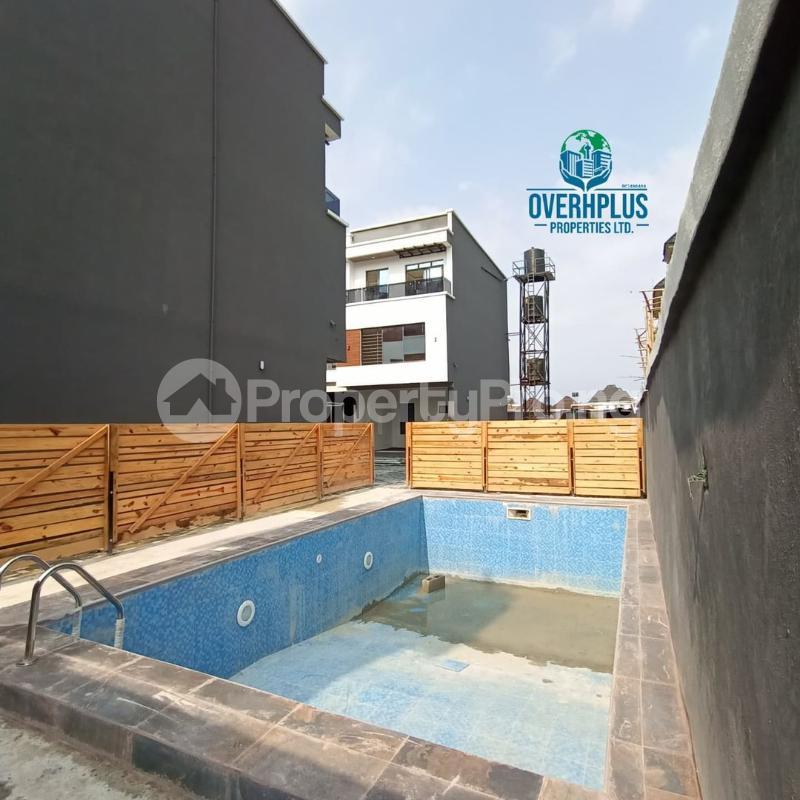 4 bedroom Terraced Duplex for sale Osapa Axis Ologolo Lekki Lagos - 8