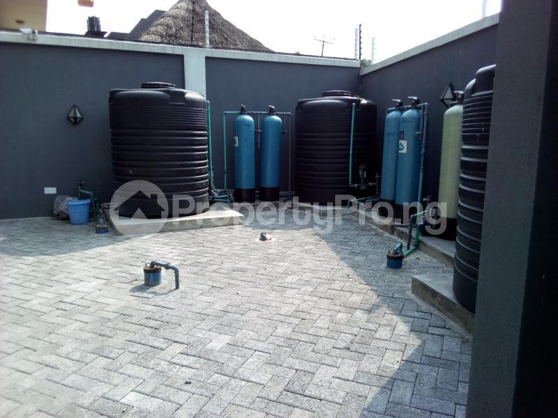 4 bedroom Terraced Duplex House for sale Before Canal Agungi Lekki Lagos - 6