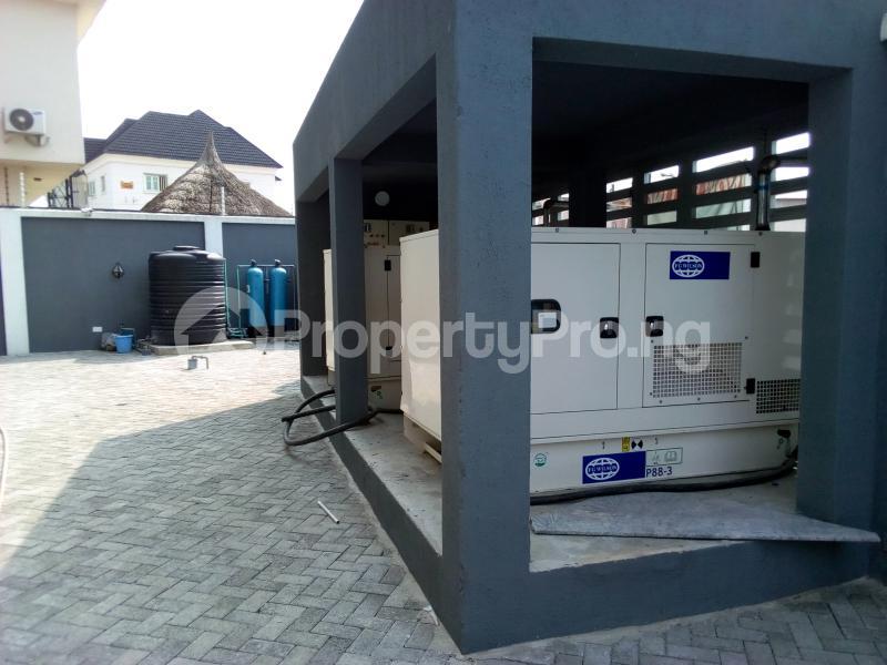 4 bedroom Terraced Duplex House for sale Before Canal Agungi Lekki Lagos - 2