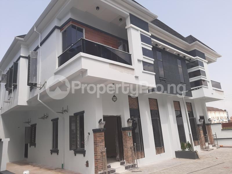 4 bedroom Semi Detached Duplex House for sale Ikate elegushi lekki Ikate Lekki Lagos - 11