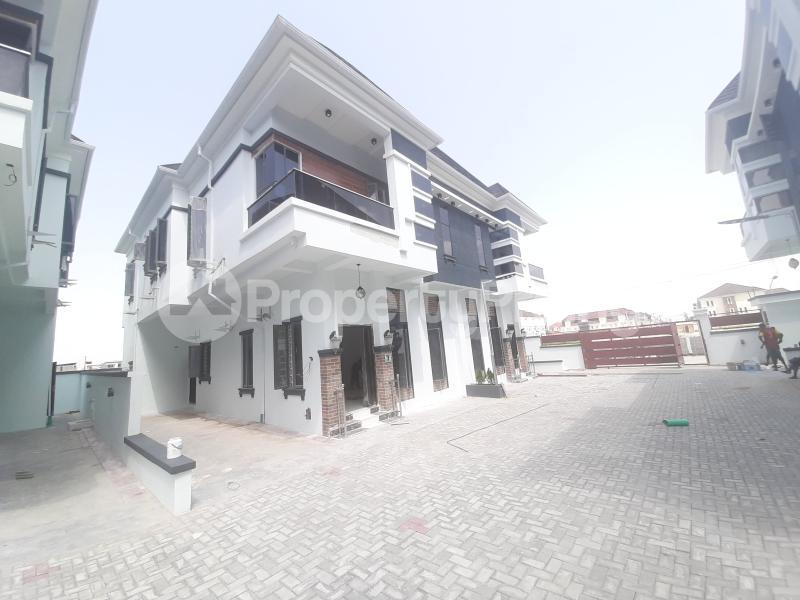 4 bedroom Semi Detached Duplex House for sale Ikate elegushi lekki Ikate Lekki Lagos - 12