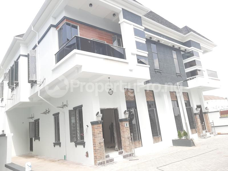 4 bedroom Semi Detached Duplex House for sale Ikate elegushi lekki Ikate Lekki Lagos - 13