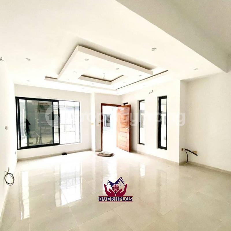 4 bedroom Terraced Duplex for sale Eletu Street Osapa london Lekki Lagos - 1