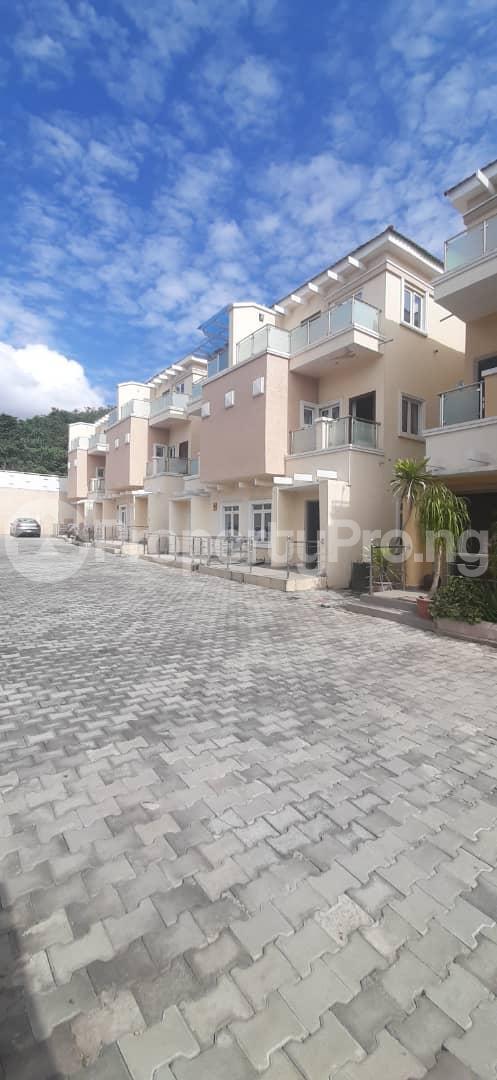 4 bedroom Detached Duplex for rent Katampe Main Abuja - 0