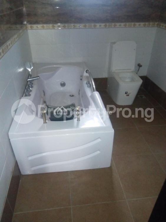 5 bedroom Semi Detached Duplex House for rent Jahi district Jahi Abuja - 1