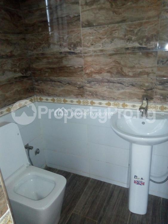 5 bedroom Semi Detached Duplex House for rent Jahi district Jahi Abuja - 8