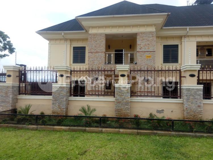 5 bedroom Semi Detached Duplex House for rent Jahi district Jahi Abuja - 0