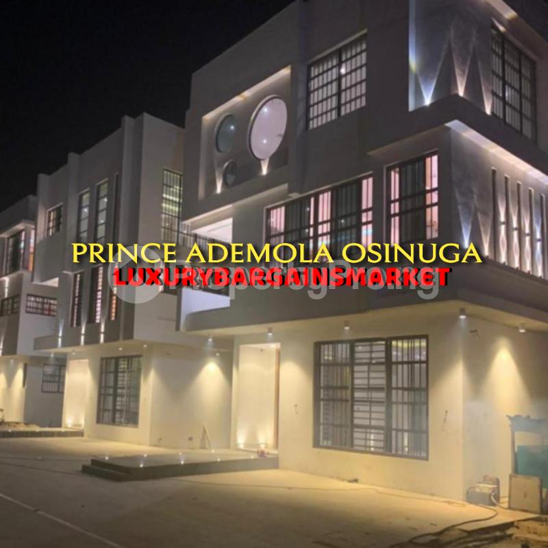 5 bedroom Detached Duplex for rent Off Alfred Rewane Ikoyi Old Ikoyi Ikoyi Lagos - 0