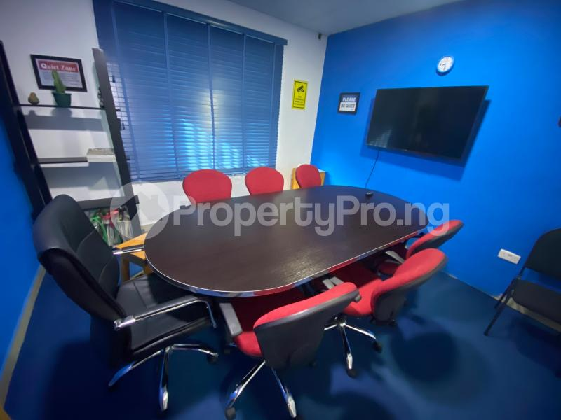 1 bedroom Private Office for rent Ring Road Ring Rd Ibadan Oyo - 1