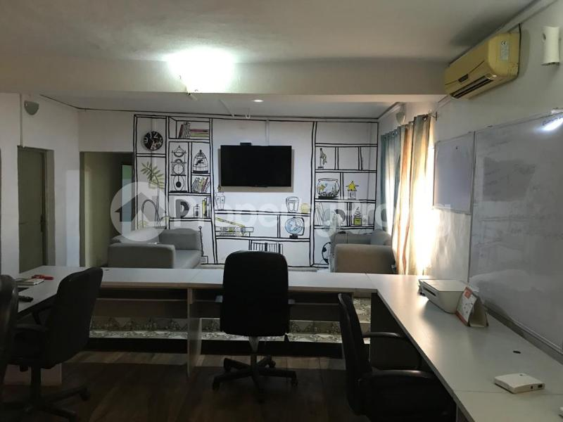 1 bedroom mini flat  Office Space Commercial Property for rent Mende Villa Estate  Mende Maryland Lagos - 0
