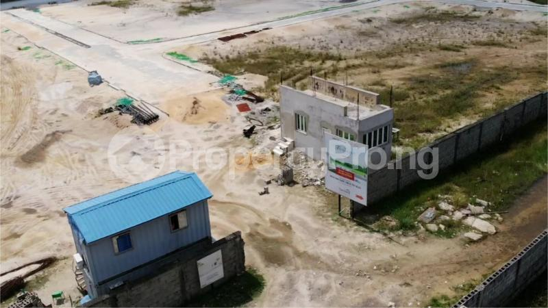 Serviced Residential Land Land for sale Sangotedo Ajah Lagos - 0