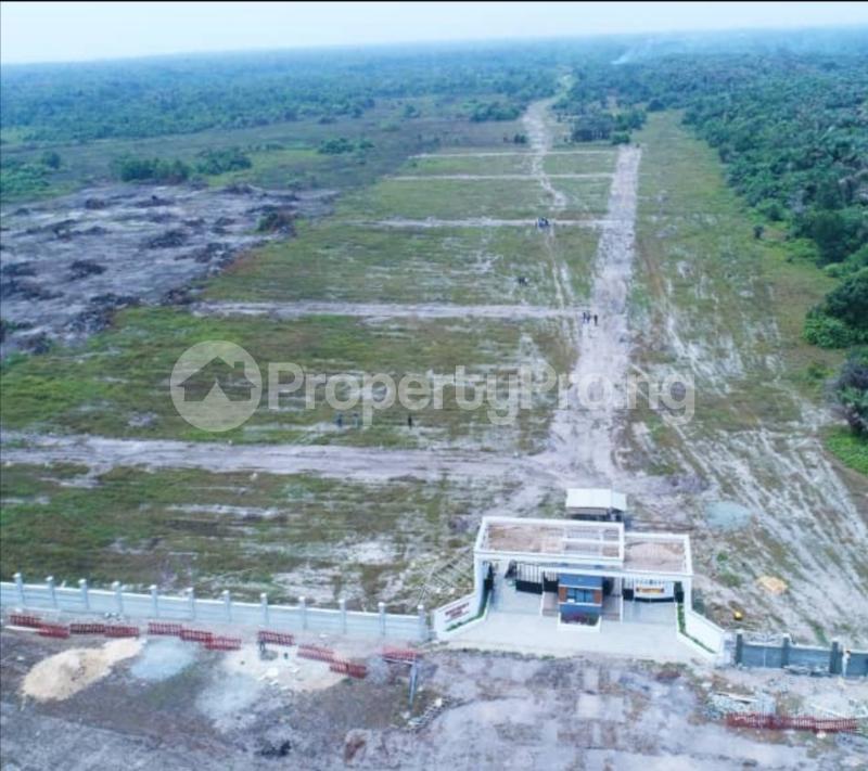 Residential Land Land for sale Westbury Estate, Lakowe Ibeju Lekki  Ibeju-Lekki Lagos - 1