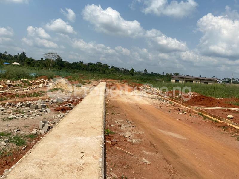 Serviced Residential Land Land for sale Queen Park Estate 2, Lagos Ibadan Expressway, Mowe. Arepo Arepo Ogun - 2
