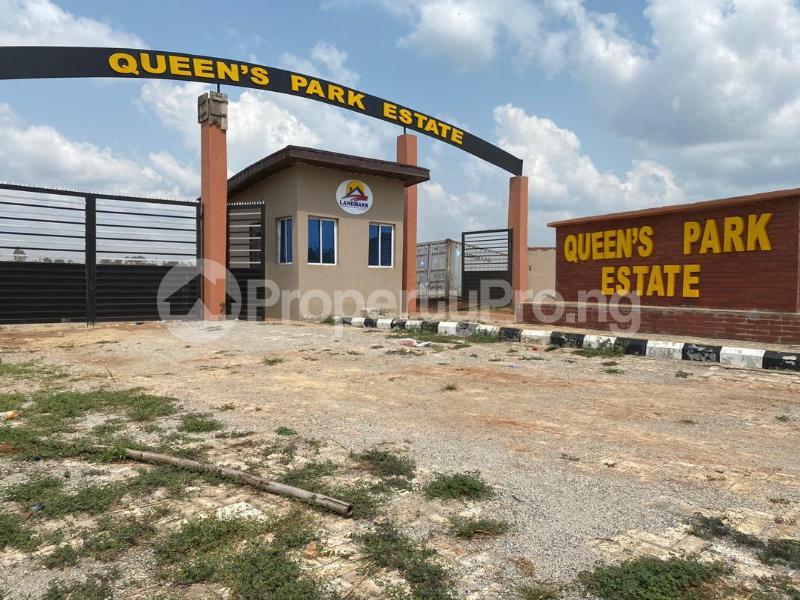 Serviced Residential Land Land for sale Queen Park Estate 2, Lagos Ibadan Expressway, Mowe. Arepo Arepo Ogun - 5