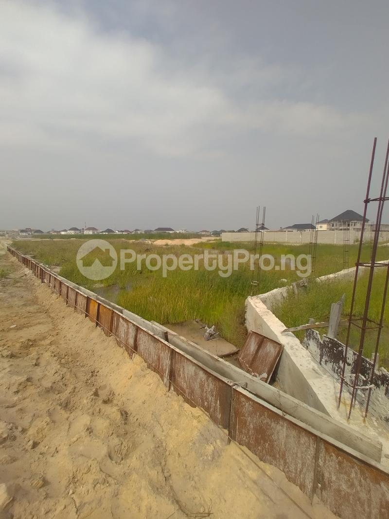 Serviced Residential Land for sale Oko Eledu Estate, Through Value County Estate, Sangotedo Sangotedo Ajah Lagos - 3
