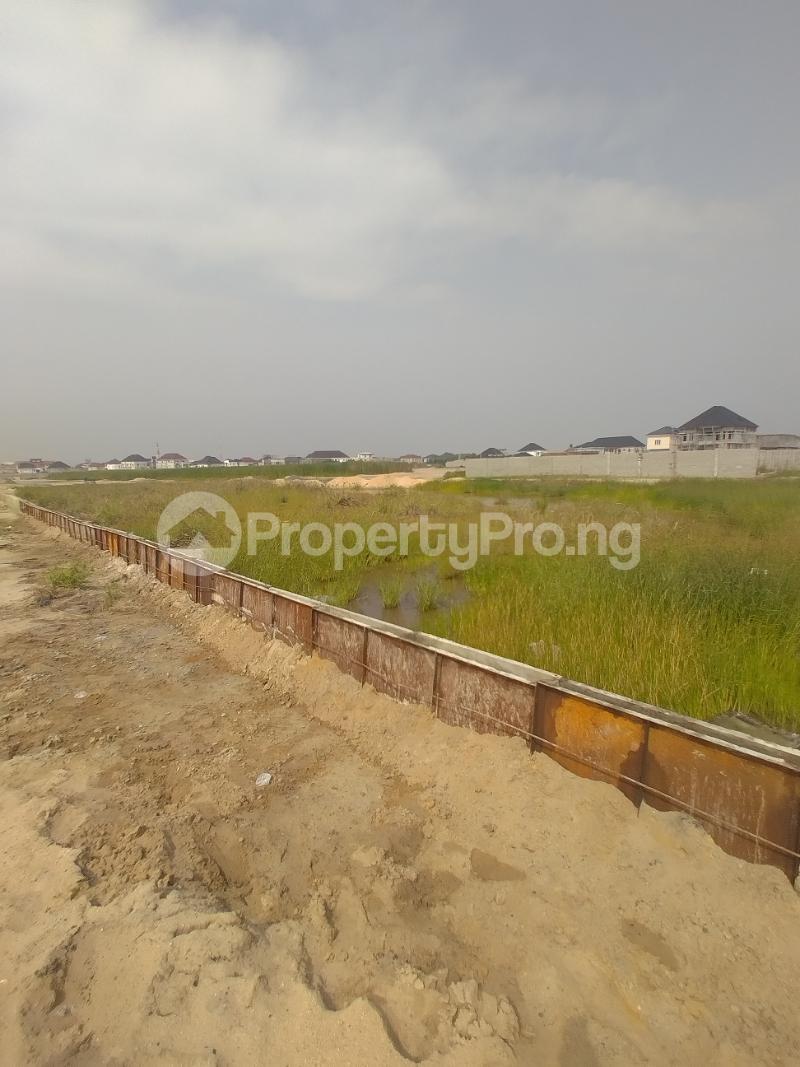 Serviced Residential Land for sale Oko Eledu Estate, Through Value County Estate, Sangotedo Sangotedo Ajah Lagos - 4