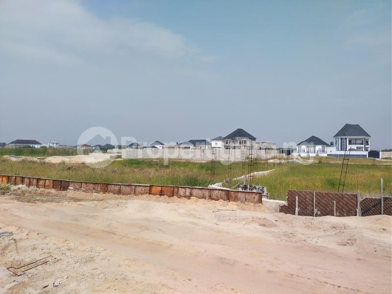 Serviced Residential Land for sale Oko Eledu Estate, Through Value County Estate, Sangotedo Sangotedo Ajah Lagos - 1