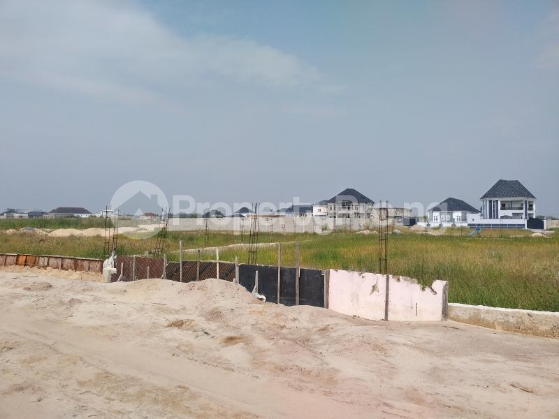 Serviced Residential Land for sale Oko Eledu Estate, Through Value County Estate, Sangotedo Sangotedo Ajah Lagos - 2
