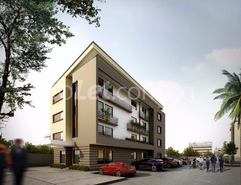 2 bedroom Flat / Apartment for sale Highgates Wuye Abuja - 3