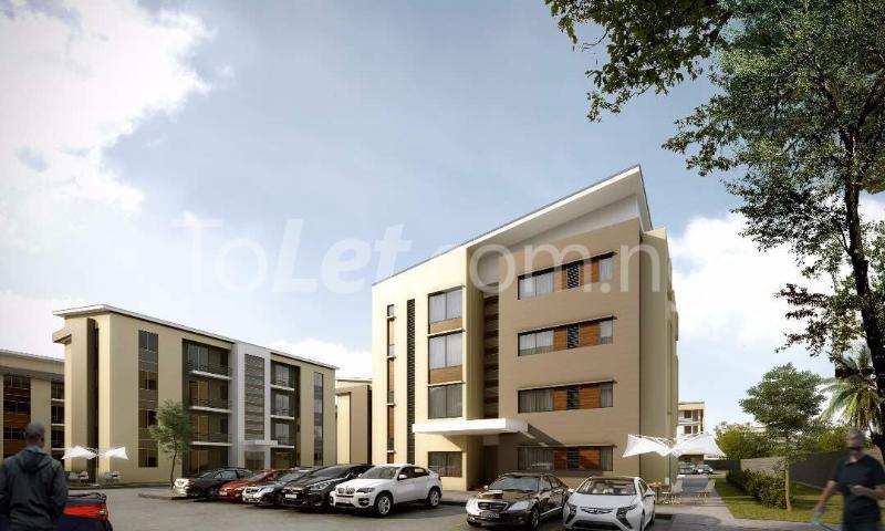 2 bedroom Flat / Apartment for sale Highgates Wuye Abuja - 1