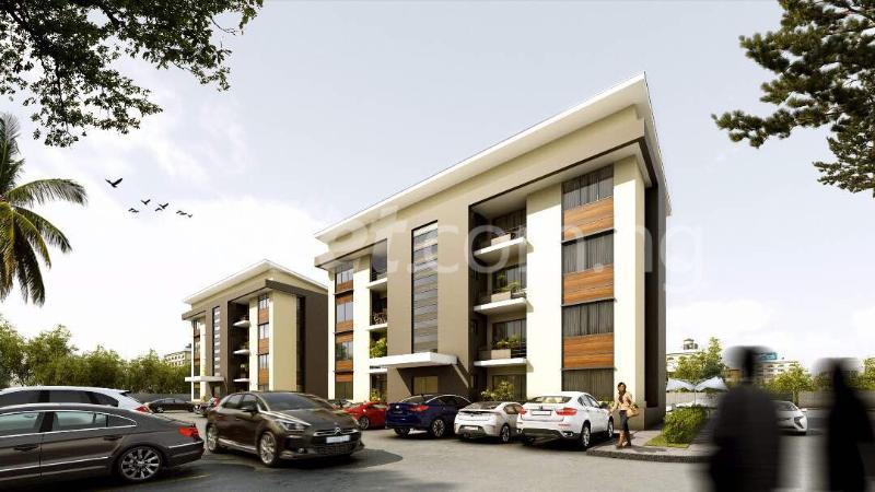 2 bedroom Flat / Apartment for sale Highgates Wuye Abuja - 0