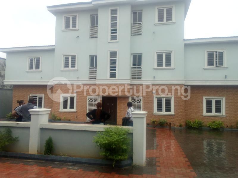 3 bedroom Blocks of Flats for sale Coker Road Ilupeju Lagos - 0