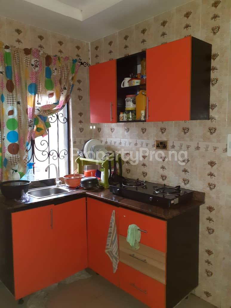 2 bedroom Shared Apartment for rent Silverland Estate Within Theraannex Estate Sangotedo Ajah Lagos - 3
