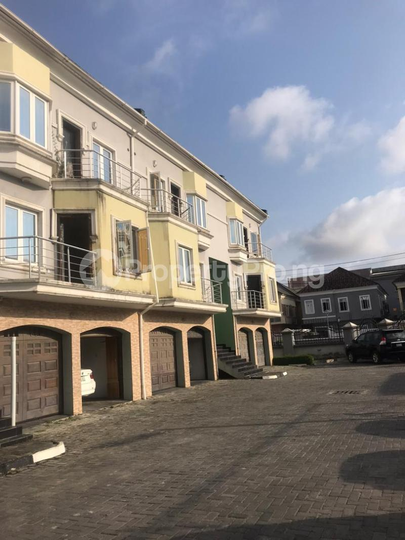1 bedroom mini flat  Flat / Apartment for rent In an estate by northern foreshore  Lekki Lagos - 1