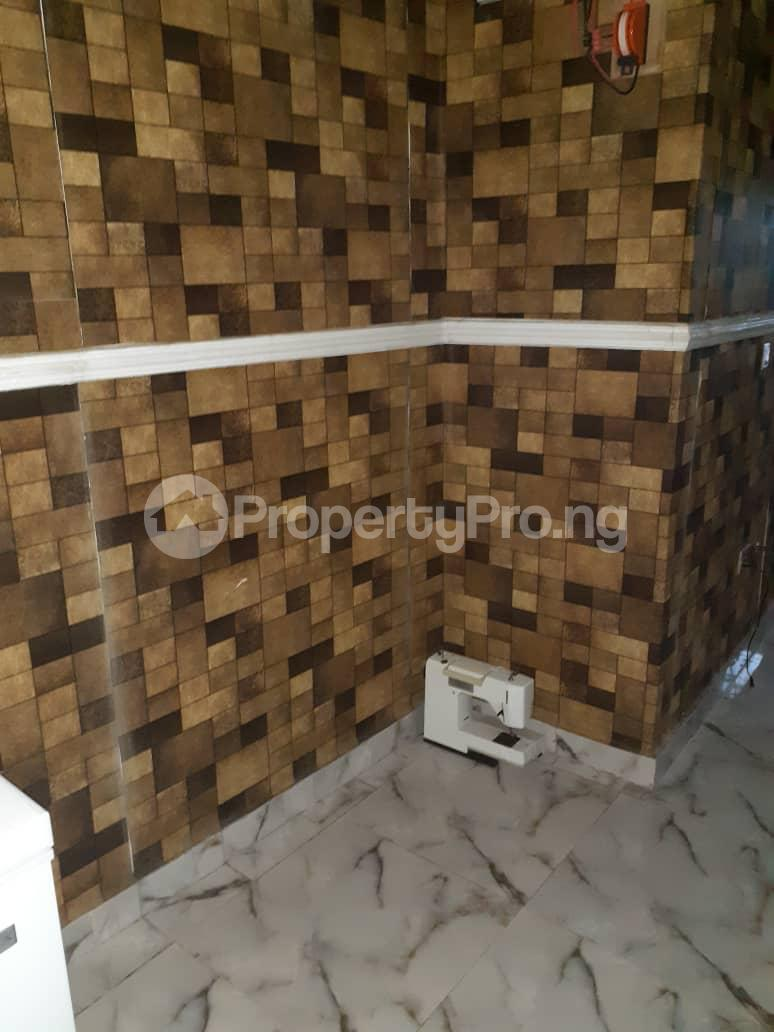 2 bedroom Shared Apartment for rent Silverland Estate Within Theraannex Estate Sangotedo Ajah Lagos - 5